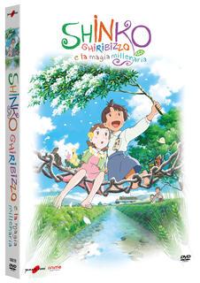 Film Shinko e la magia millenaria (DVD) Sunao Katabuchi