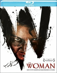 Cover Dvd The Woman