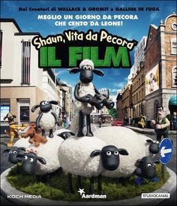 Shaun, vita da pecora. Il film di Mark Burton,Richard Starzak - Blu-ray