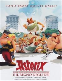 Cover Dvd Asterix e il regno degli dei (DVD)