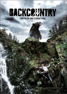Backcountry di Adam MacDonald - DVD