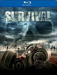 Survival di Michael Effenberger,Frank Raffel - Blu-ray