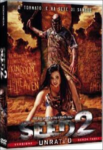 Seed 2 (DVD) di Marcel Walz - DVD