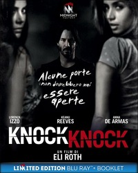 Cover Dvd Knock Knock (Blu-ray)