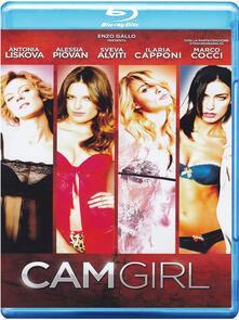Cam Girl di Mirca Viola - Blu-ray