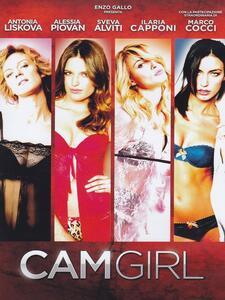 Cam Girl di Mirca Viola - DVD