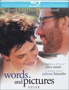 Words and Pictures di Fred Schepisi - Blu-ray