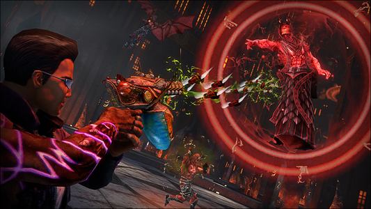 Videogioco Saints Row IV Re-Elected Gat out of Hell Xbox One 4