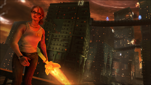 Videogioco Saints Row IV Re-Elected Gat out of Hell Xbox One 8