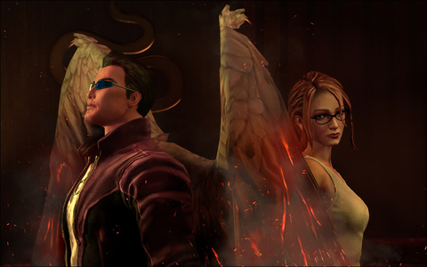 Videogioco Saints Row IV Re-Elected Gat out of Hell Personal Computer 1