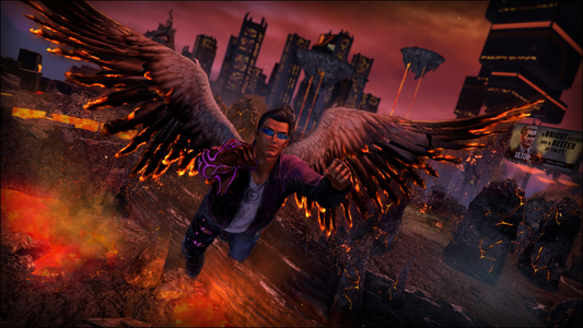 Videogioco Saints Row IV Re-Elected Gat out of Hell Personal Computer 2