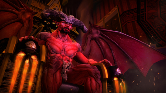 Videogioco Saints Row IV Re-Elected Gat out of Hell Personal Computer 3