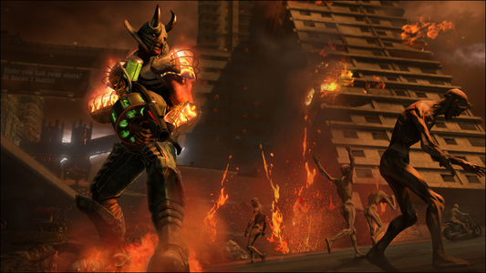 Videogioco Saints Row IV Re-Elected Gat out of Hell Personal Computer 8
