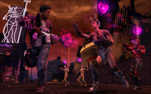 Videogioco Saints Row IV Re-Elected Gat out of Hell Personal Computer 9