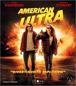 American Ultra di Nima Nourizadeh - Blu-ray