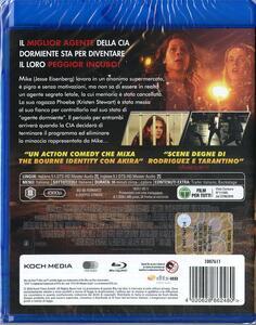 American Ultra di Nima Nourizadeh - Blu-ray - 2