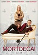 Cover Dvd Mortdecai