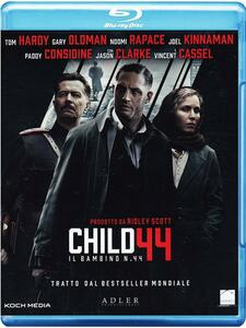 Child 44. Il bambino n. 44 di Daniel Espinosa - Blu-ray
