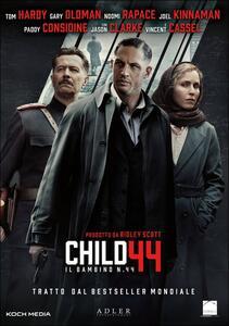 Child 44. Il bambino n. 44 di Daniel Espinosa - DVD