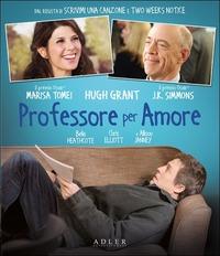 Cover Dvd Professore per amore (Blu-ray)