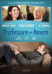 Cover Dvd Professore per amore (DVD)