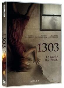 1303. La paura ha inizio di Michael Taverna - DVD