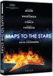 Maps to the Stars di David Cronenberg - DVD