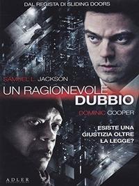 Cover Dvd ragionevole dubbio (DVD)