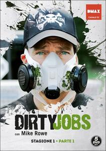 Dirty Jobs. Lavori sporchi. Vol. 1 (5 DVD) - DVD