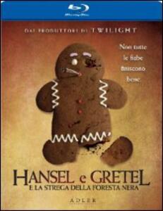 Hansel e Gretel e la strega della foresta nera di Duane Journey - Blu-ray