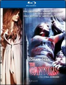 The Canyons di Paul Schrader - Blu-ray