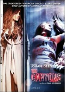 The Canyons di Paul Schrader - DVD