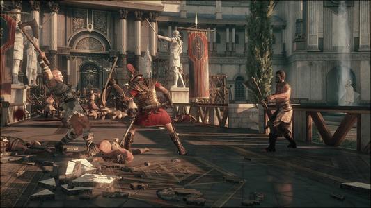 Videogioco Ryse: Son of Rome Personal Computer 6