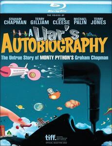 A Liar's Autobiography 3D<span>.</span> versione 3D di Bill Jones,Jeff Simpson,Ben Timlett - Blu-ray
