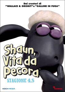 Shaun the Sheep. Stagione 4.5 - DVD