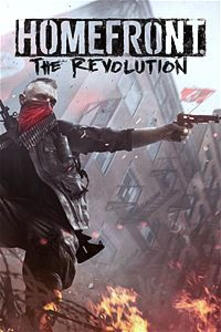 Deep Silver Homefront: The Revolution, Xbox One videogioco Basic Inglese