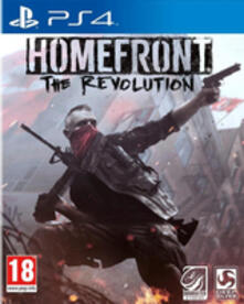 Deep Silver Homefront: The Revolution, PS4 videogioco PlayStation 4 Basic Inglese