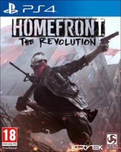 Videogioco Homefront: The Revolution PlayStation4 0