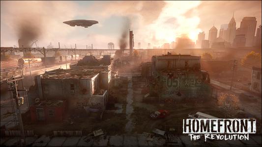 Videogioco Homefront: The Revolution PlayStation4 2