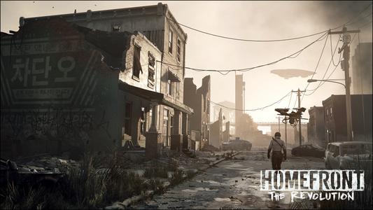 Videogioco Homefront: The Revolution PlayStation4 5