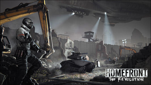 Homefront: The Revolution - 9
