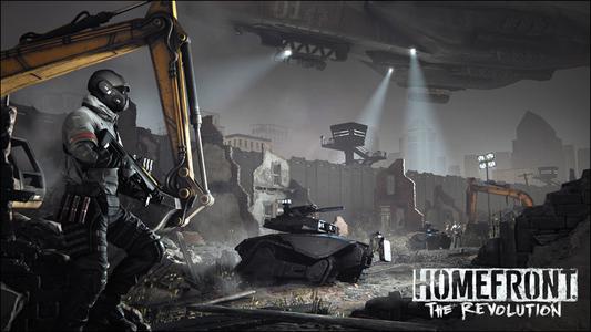 Videogioco Homefront: The Revolution PlayStation4 6