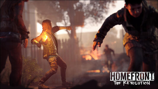 Homefront: The Revolution - 10