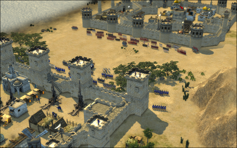 Videogioco Stronghold Crusader 2 Personal Computer 3