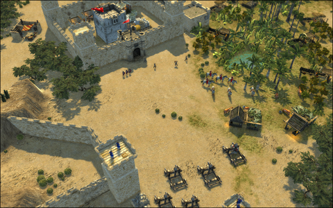 Videogioco Stronghold Crusader 2 Personal Computer 6