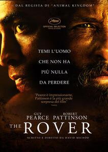 The Rover di David Michôd - DVD