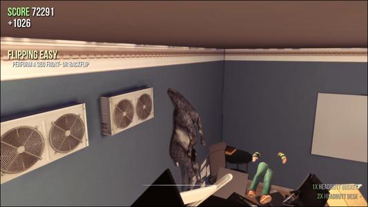 Videogioco Goat Simulator Personal Computer 3