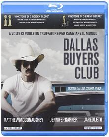 Dallas Buyers Club (Blu-ray) di Jean-Marc Vallee - Blu-ray