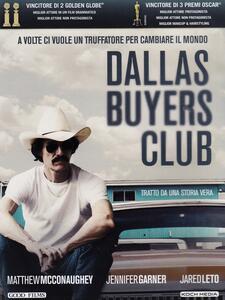 Dallas Buyers Club (DVD) di Jean-Marc Vallee - DVD