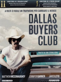 Cover Dvd Dallas Buyers Club (DVD)